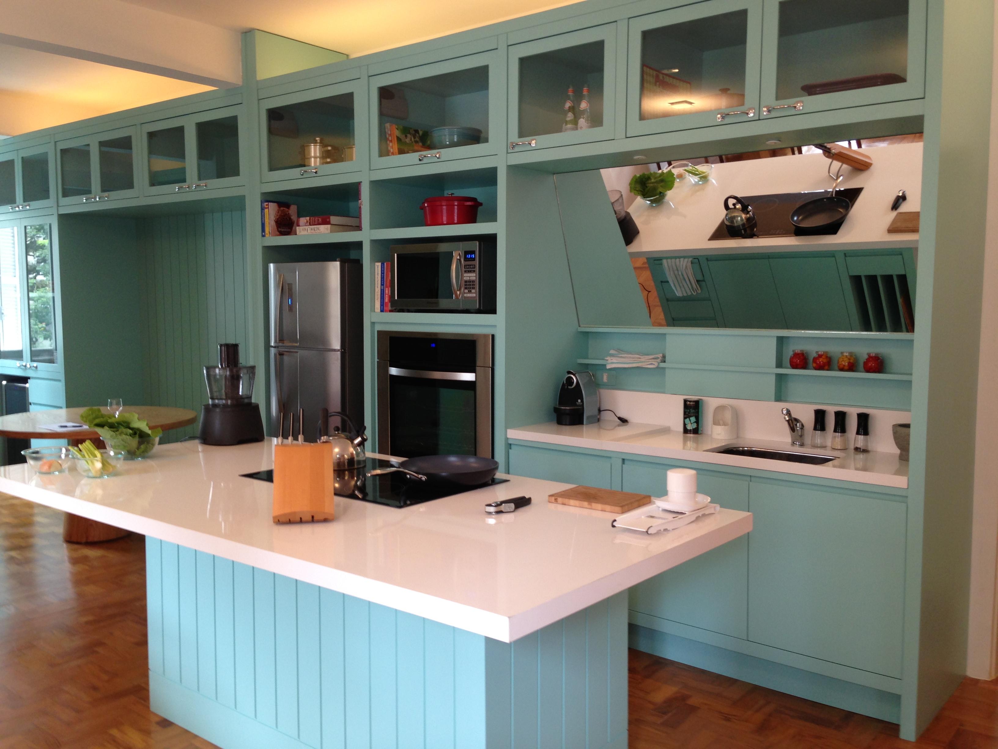 bancadas de granito fotos de cozinhas americanas cozinha Quotes #A1692A 3264 2448