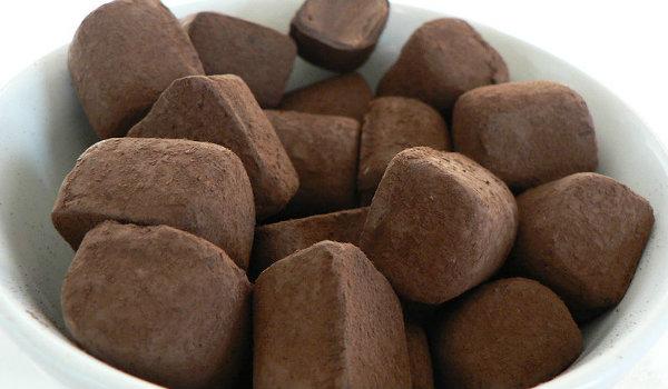 Para ser classificado como chocolate, um produto precisa ter pelo menos 25% de cacau! Atenção ao rótulo!